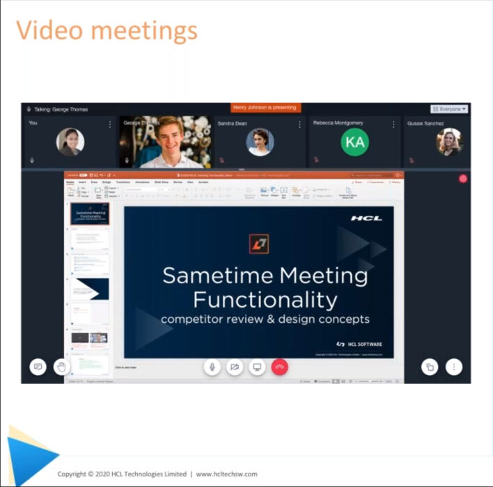 Sametime-Meetings