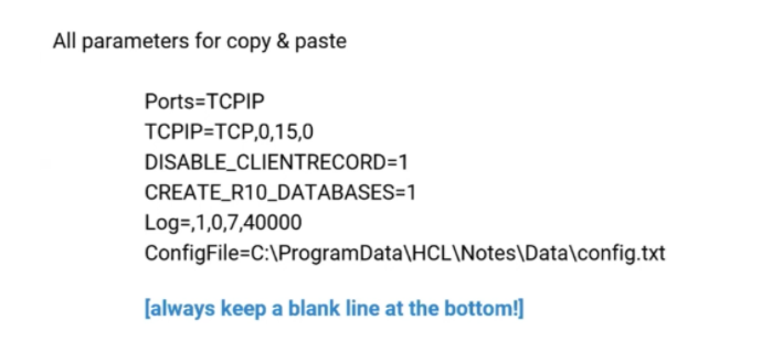 Parameters_How_to_deploy_HCL_Notes_for_CitrixVDI