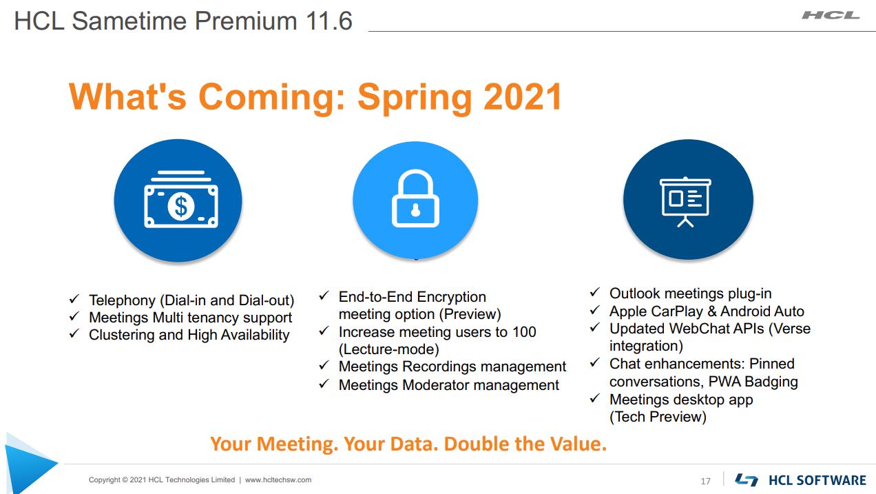HCL-Sametime-Premium-What-Is-Next