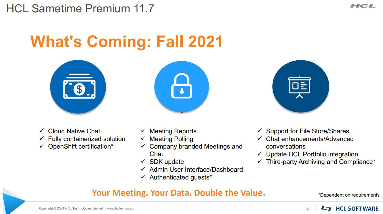 HCL-Sametime-Premium-What-Is-Next-2