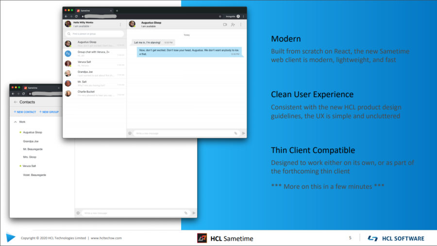 Sametime-web-client